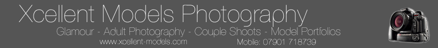 Glamour Adult Photographer